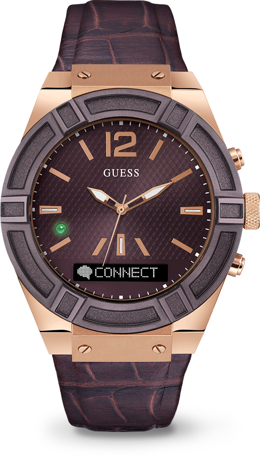 Guess Connect Brown