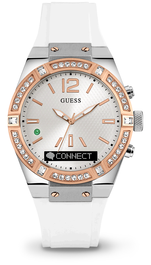 Guess Connect White